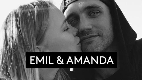 Emil & Amanda