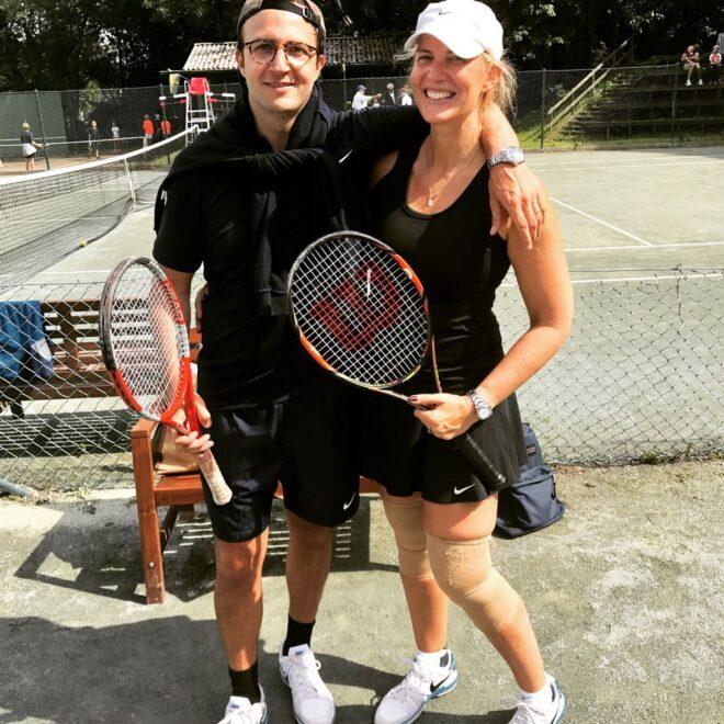 A tennis week