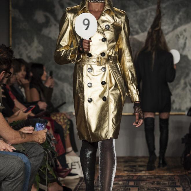 Best of fashion week day one; Auktionsverkets vintage visning