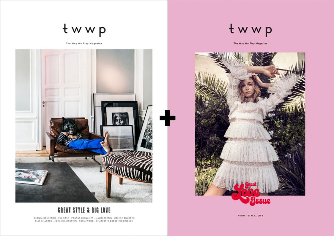 TWWP MAGAZINE NO 2. & 3.